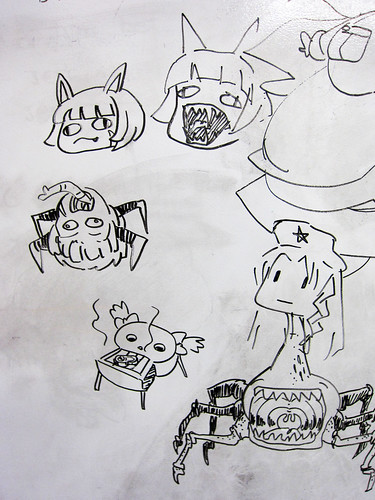 Skullgrills and Various Heads