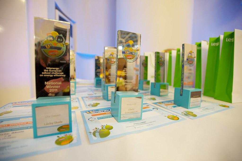 U4energy sustainable awards