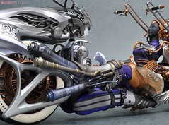 Shiva Bike Final Fantasy XIII (EquipeAllcenter) Tags: squareenix shiva finalfantasy eidolon summon