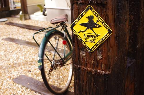 SURFER X-ING