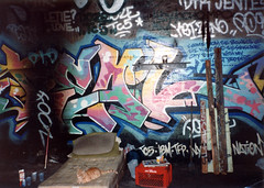 Doze TC-5 (The Egg Man) Tags: new york city nyc west green art rock by writing graffiti coast cool fantastic kill five nation style ibm down charlie crew frame doze partners zulu millions idolized steady 5ive the rsc dtk tfp tc5