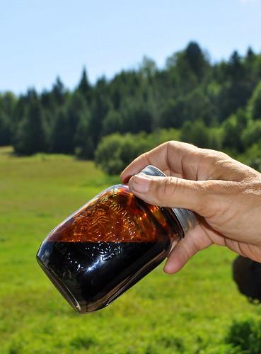 Bio-Oil straight from the farm
