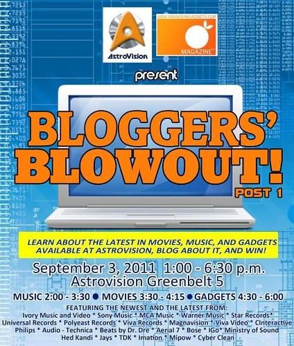 Bloggers Blowout - KenAvenue.com