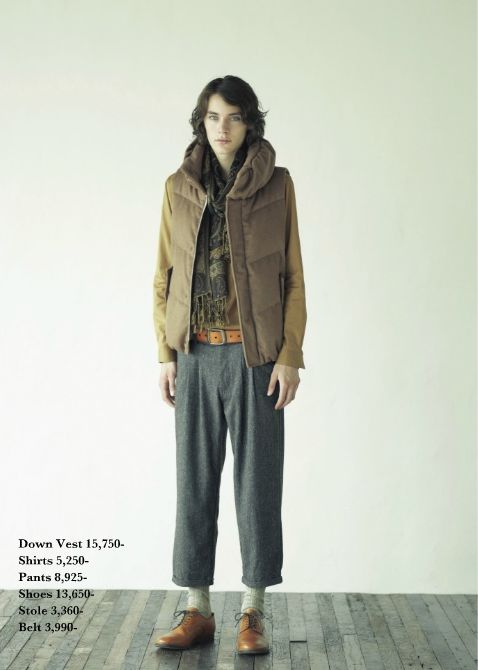 Jaco Van Den Hoven0468_HARE 2011 AW Collection