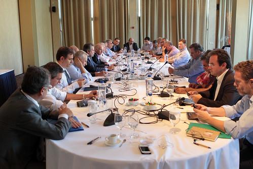 Συνεδρίαση του Άτυπου Υπουργικού Συμβουλίου | 11.09.2011