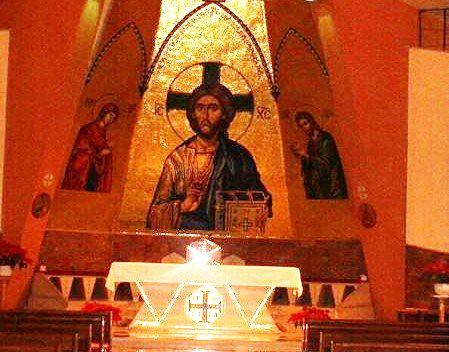 Iglesia de San Giuseppe Artigiano