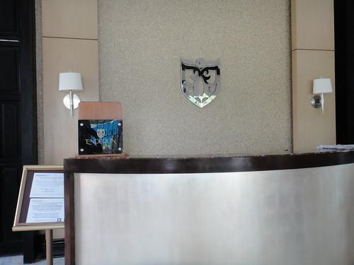 culinary center lobby
