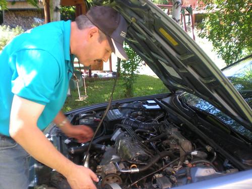 Under the hood: Million Mile Joe's Honda Accord