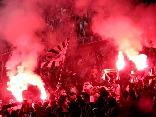 The Jakmania Persija Jakarta Ultras Club A Photo On Flickriver
