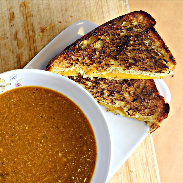 ... and Warm and Spicy Cashew Tomato Soup | Joanne Eats Well With Others