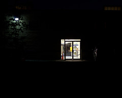 (Tom LeGro) Tags: night canon eos mark maryland ii 5d mm 50 laundromat hyattsville