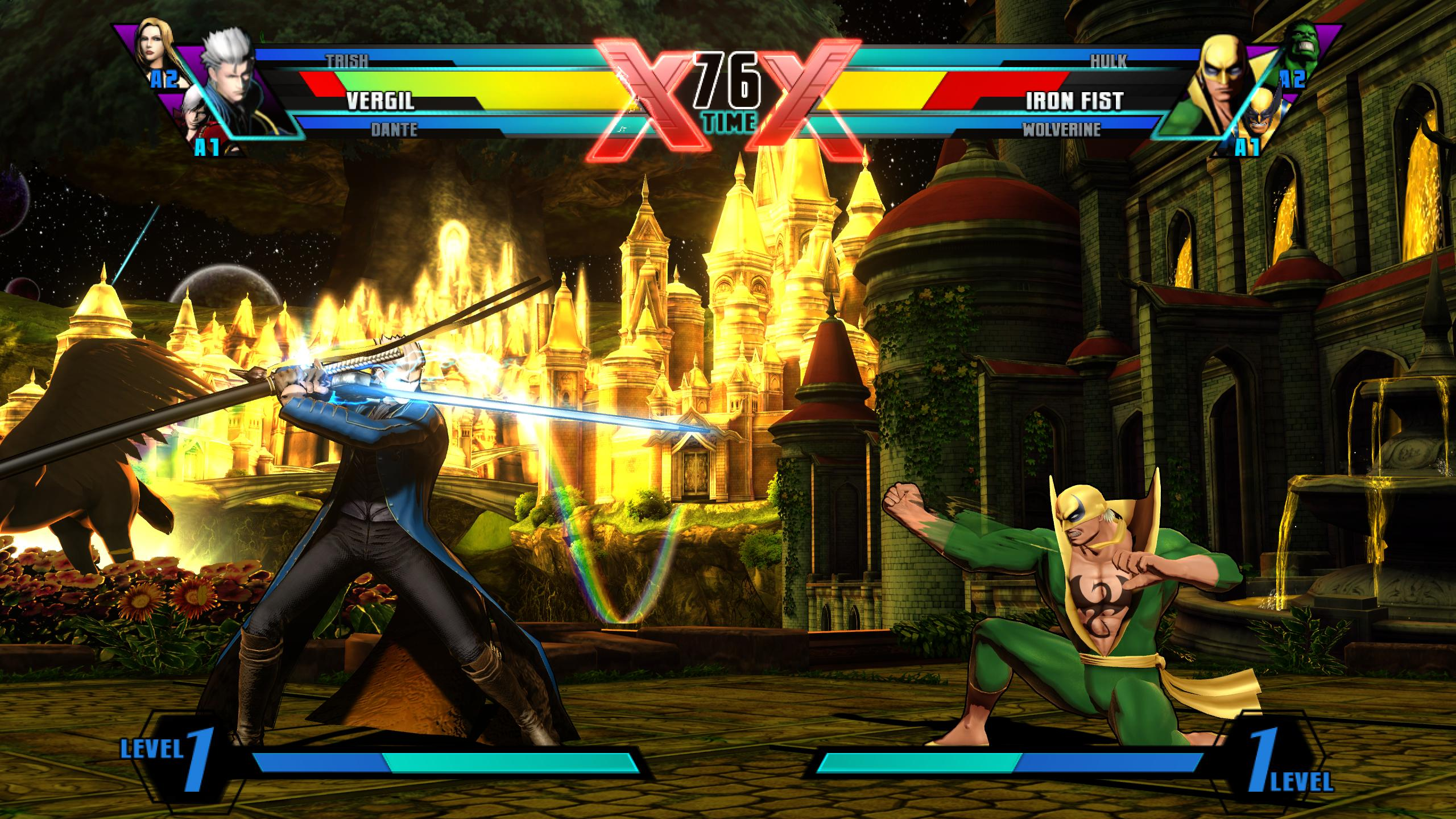 Vergil dans Ultimate Marvel vs. Capcom 3 6150571917_50f833e1f5_o