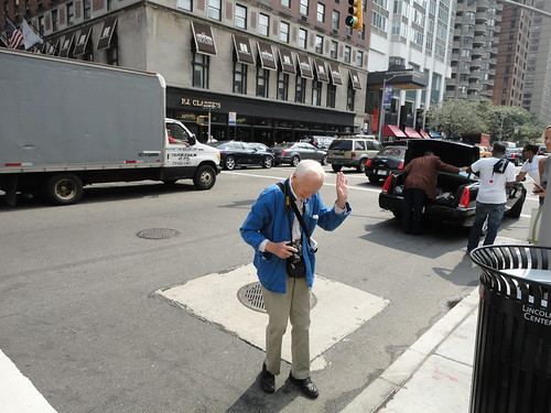 photographer Bill Cunningham