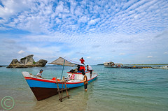 Pulau Burung (Bird Island), Belitung, Indonesia (Washi88) Tags: indonesia id 2010 belitung nikond90 pulauburung bangkabelitungprovince capturenx226w
