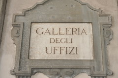 Uffizi notice (Kellsboro) Tags: italy florence uffizimuseum