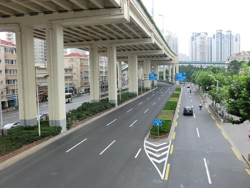 延安西路 in 上海