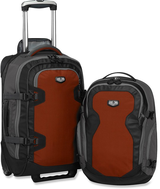 Eagle Creek Switchback Max Wheeled Convertibile Luggage 22 In