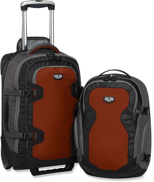 Eagle Creek Switchback Max Wheeled Convertibile Luggage 22 In