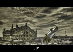 Apocalypse on Paris (J.P | Photography) Tags: life wallpaper sky paris tower apple photoshop french photography mac aperture opera raw galeries lafayette haussmann imac tour angle eiffeltower apocalypse eiffel ps ciel jp toureiffel garnier galerieslafayette hdr hdri tourisme 2012 francais touristique operagarnier boulevardhaussmann photographe photomatix jpphotography