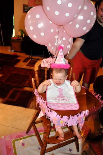 Janie's Florida birthday