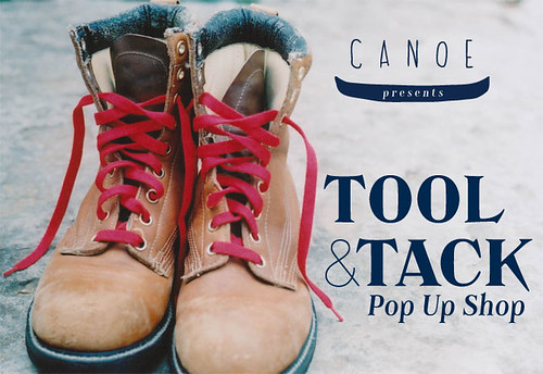 Tool & Tack boots
