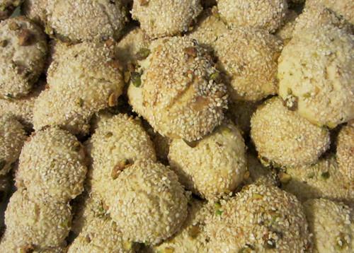 Baraziq cookies