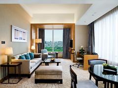Club Suite - Living Room (businesstraveller) Tags: shanghai pudong kerryhotel
