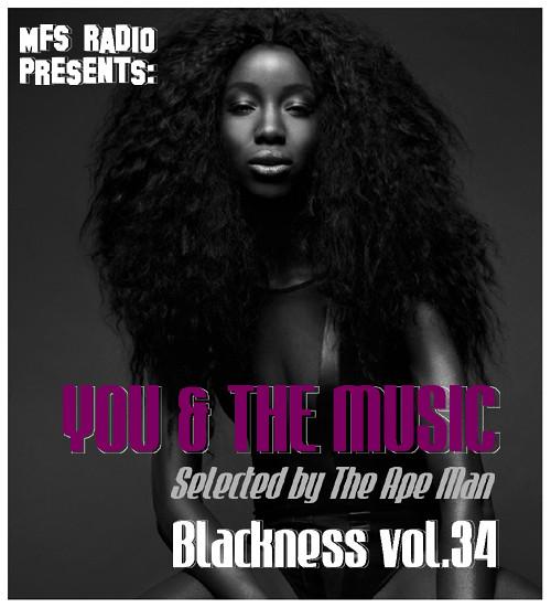 blackness 34-BL