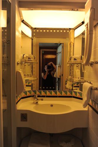 balcony class toilet
