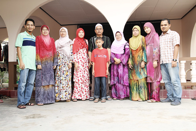 my in-law family