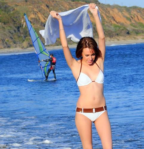 Pretty Bikini Swimsuit Model Beauty (45SURF Hero's Journey Mythology ...