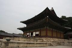 仁政殿 / Palace in Seoul