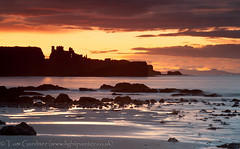 "Tantallon Castle at sunset • <a style=""font-size:0.8em;"" href=""http://www.flickr.com/photos/94011177@N00/6165206487/"" target=""_blank"">View on Flickr</a>"