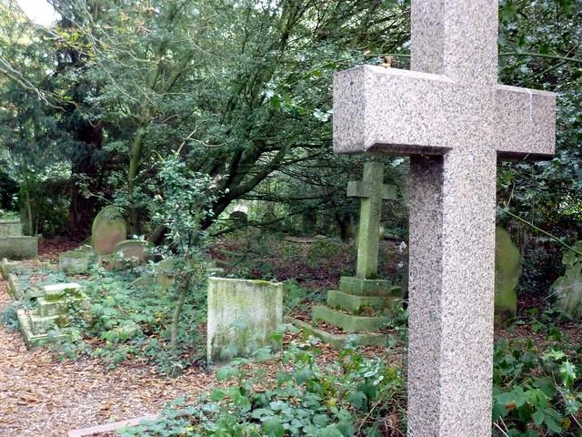 Old Barnes Cemetery