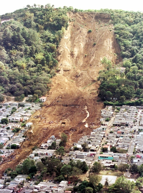 SALVADOR EARTHQUAKE