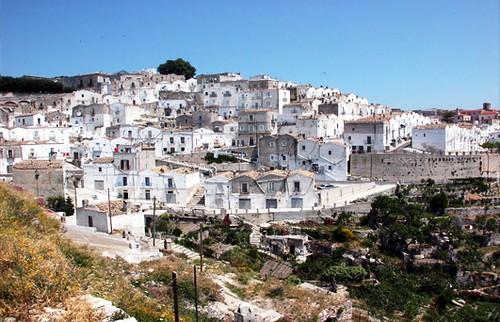 Ciudad de Monte Sant Angelo