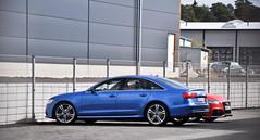 *Spyshot* The New Audi S6 2012 (Bjorn van Es) Tags: new nikon spyshot es van audi bjorn 2012 s6 nrburgring nrburg d90 18105mm worldcars