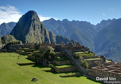 Machu Picchu, Peru - Sunrise over The Lost City of the Incas (GlobeTrotter 2000) Tags: world city trip travel vacation holiday heritage tourism machu picchu inca cuzco america sunrise lost tour place south sightseeing visit icon location tourist unesco journey planet destination lonely sight traveling visiting exploration aguas touring illuminate calientes
