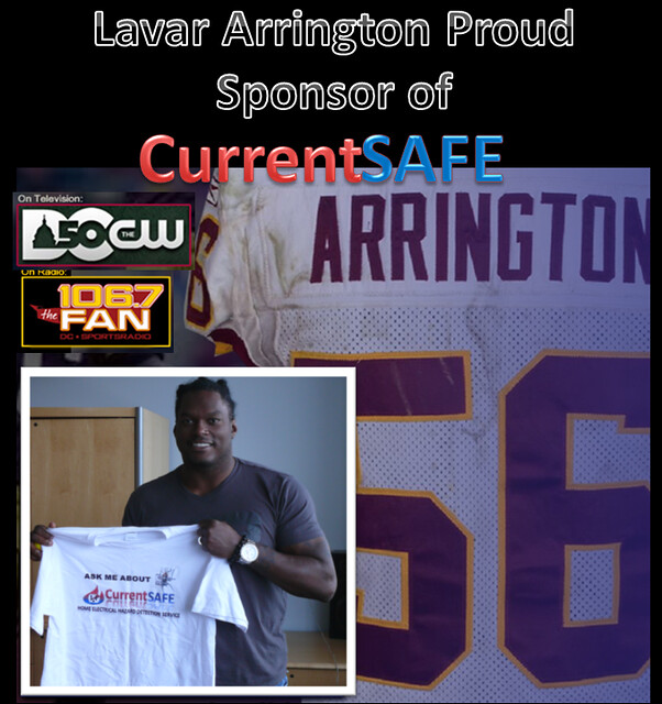 LAVAR ARRINGTON Presents CurrentSAFE