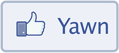 Facebook Yawn Button