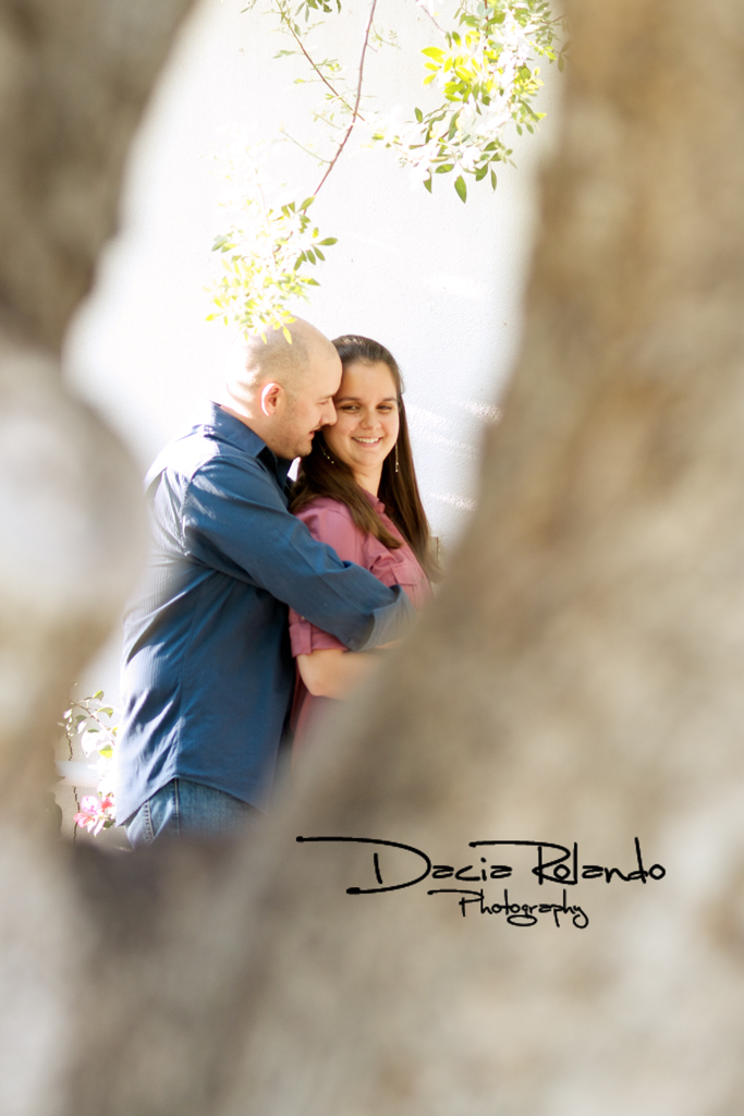 Scottsdale Civic Center Engagement Session