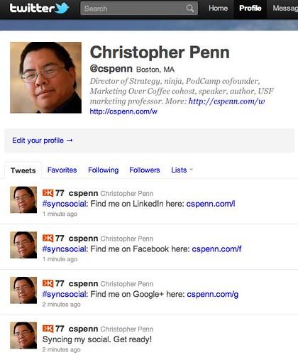 Christopher Penn (cspenn) on Twitter