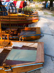 P1110497 (klickschiff) Tags: lens boats boote panasonic slovenia bled pancake 20mm slowenien easterneurope gf1 osteuropa klickschiff