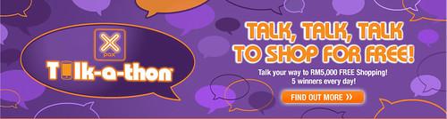 Celcom TALK-A-THON