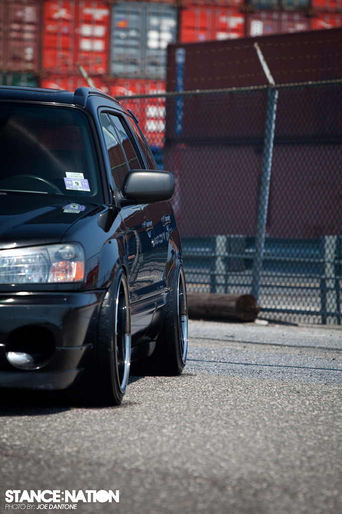 Dumped Forester Sti