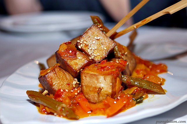 acar tofu