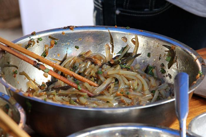 Spiced Noodles