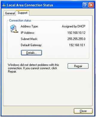 DHCP Autoconfiguration