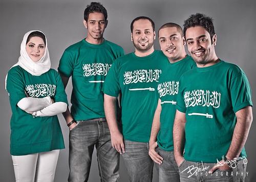 Rotana Presenters & Saudi National Day