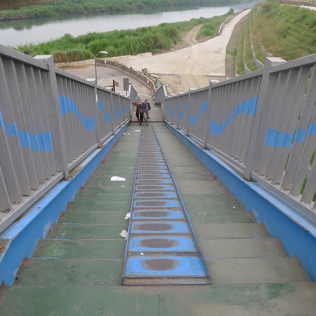 中和秀朗橋-牽引道